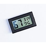 Nhiệt ẩm kế điện tử mini ( Tặng kèm 01 móc khóa tô vít đa năng ) thumbnail