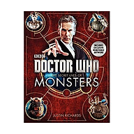 Doctor Who The Secret Lives Of Monsters thumbnail