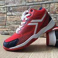 Giày bóng chuyền HT-Spiking màu trắng đỏ thumbnail