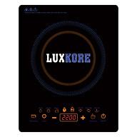 Bếp Điện Từ Đơn Luxkore S43 + Tặng 1 Nồi Inox Nắp Kính Đa Năng - Hàng chính hãng thumbnail