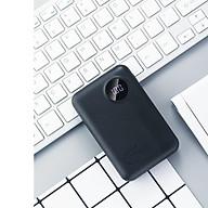 Pin dự phòng mini Rockspace P75 pro dung lượng 10000mAh thiết kế theo phong cách máy ảnh - hàng chính hãng thumbnail