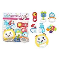 Túi Đồ Chơi Xúc Xắc 7 Món Toyshouse thumbnail