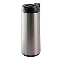 Phích pha trà giữ nhiệt 1 lít cao cấp Rạng Đông, thân inox, vai nhựa, Model RD1040ST2.E - Chính Hãng thumbnail