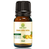 Tinh dầu Dứa (thơm, khớm) 10ml Mộc Mây - tinh dầu thiên nhiên nguyên chất 100% - chất lượng và mùi hương vượt trội - Có kiểm định - Mùi nhiệt đới, mát, ngọt ngào, sản khoái...mùi của tuổi trẻ và sự thư giản thumbnail