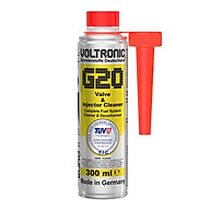 Vệ Sinh Xăng VOLTRONIC G20 VALVE & INJECTOR CLEANER (300ml) thumbnail