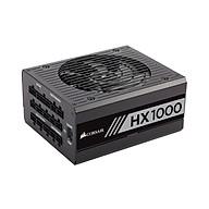 Nguồn Corsair HX1000 1000W (80 Platinum Màu Đen Fulfl Modul) -Hàng Chính Hãng thumbnail