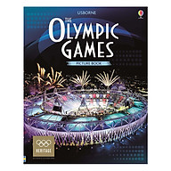 Usborne Olympic Games Picture Book thumbnail