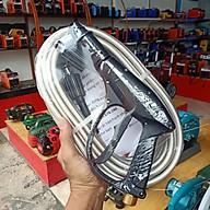 bộ dây vòi xịt máy rửa xe 15M gia đình mini awa. đầu dây răng trong 22mm lắp vào máy rửa xe động cơ từ thumbnail