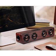 Loa bluetooth vi tính 4 loa mang lại trải nghiệm âm thanh sống động W8 thumbnail