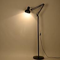 Đèn đọc sách đa năng xoay, kéo, gấp - đèn đứng METAL LIGHT thumbnail