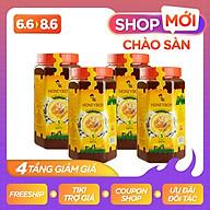 Bộ 4 Mật Ong Thiên Nhiên 5 Sạch Honeyboy 1kg thumbnail