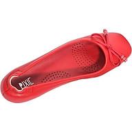 Giày Búp Bê Nữ Nơ Số 8 Pixie P019 thumbnail