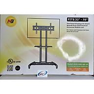 Giá Treo TiVi Di Động AVA1500 Màu Đen Lắp Cho Màn Hình 32 inch - 70 inch Hàng Nhập Khẩu thumbnail