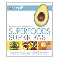 DK Try It Superfoods Super Fast thumbnail
