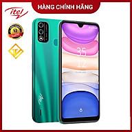 Điện thoại ITEL A48 2GB 32GB , 6.1 HD+ , Camera kép - Hàng Chính Hãng, Bảo Hành 12 Tháng thumbnail