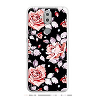 Ốp điện thoại cho Nokia 8.1 ( Nokia X7 2018) - 0200 ROSE02 - Silicon dẻo - Hàng Chính Hãng thumbnail