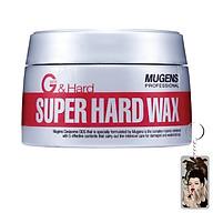 Sáp siêu cứng, kết dính cao Mugens Super Hard Wax Hàn Quốc 90g + Móc khóa thumbnail