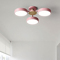 Đèn trần - đèn bàn ăn - đèn phòng khách hiện đại ROUND 3 cánh trang trí nhà cửa thumbnail