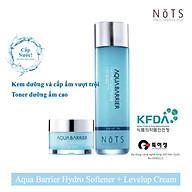 Combo 2 NoTS Aqua Barrier Hydro Softener 150ml + NoTS Aqua Barrier Leverup Cream 50g thumbnail