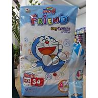 Tã Quần GOON Friend XXL34 Mẫu Mới [Tặng 5 miếng cùng loại] thumbnail