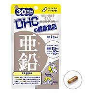 Viên uống DHC Kẽm ZInc 30 ngày thumbnail