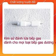 Combo 2 Kim sứ đánh lửa bếp gas (dành cho mọi loại bếp gas dương và bếp du lịch) thumbnail