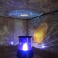 Đèn ngủ chiếu bầu trời sao, dải thiên hà Star Master thumbnail