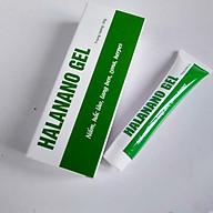 Gel bôi ngoài da Halanano tuýp 20g - giúp làm dịu mát khi da bị mẩn ngứa, khó chịu thumbnail