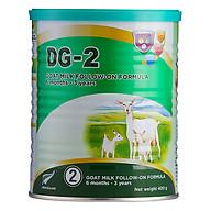 Sữa dê công thức DG-2 Goat Milk Follow-On Formula thumbnail