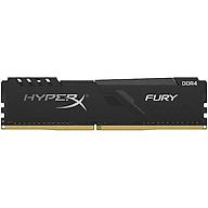 Ram PC Kingston HyperX Fury Black 16GB (1x16GB) Bus 3200MHz DDR4 CL16 Non-ECC HX432C16FB3 16 - Hàng Chính Hãng thumbnail