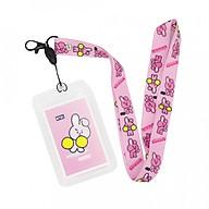 Dây đeo thẻ bảng tên kèm card Cooky Jungkook BTS thumbnail