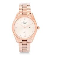 Đồng hồ đeo tay nữ hiệu Alexandre Chrities 2789LDBRGRG thumbnail