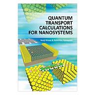 Quantum Transport Calculations For Nanosystems thumbnail