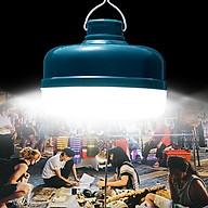 Đèn tích điện cao cấp có nam châm hít sắt kèm móc treo 36W + Tặng kèm cóc sạc usb 3 lỗ thumbnail