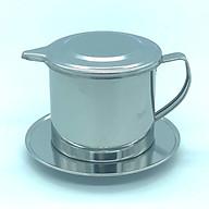 Phin pha cà phê bằng inox 304 ( Size 6) thumbnail