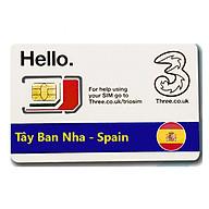 Sim Du lịch Tây Ban Nha - Spain 4G tốc độ cao thumbnail