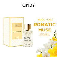 Combo nước hoa Cindy Bloom Aroma Flower 50ml + nước hoa Cindy Bloom Romantic Muse 50ml thumbnail