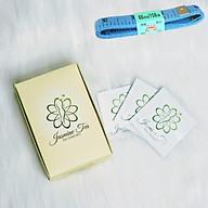 Trà Hỗ Giảm Béo Jasmine Tea (Hộp 15 gói), Tặng kèm thước dây đo vòng eo thumbnail
