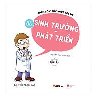 Chăm Sóc Sức Khỏe Trẻ Em ( Tập 6) Sinh Trưởng - Phát Triển thumbnail