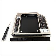 Caddy Bay HDD SSD SATA 3 12.7mm - Khay ổ đĩa cứng thay thế ổ DVD thumbnail
