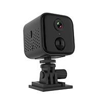 Camera mini wifi IP Hukey Vision A21 siêu nét Full HD 1080P - Tích hợp Cảm biến nhiệt PIR và Cảm biến hồng ngoại ngày và đêm - Chính hãng thumbnail