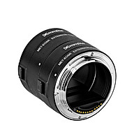 Commlite CM-MET-EOS R Automatic Macro Extension Tube Compatible with Canon EOS R Mount Cameras & Lenses thumbnail