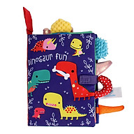 Educational Cloth Book Parent-child Interactive Sound Paper Baby Book Toy thumbnail