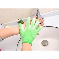 Combo 2 găng tay tạo bọt dùng để tắm - Giao màu ngẫu nhiên thumbnail