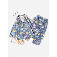 Bộ Pyjama Cho Bé Chất Liệu Cao Cấp Thời Trang BELLO LAND thumbnail