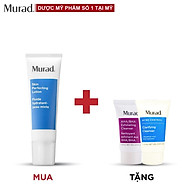Kem dưỡng ẩm ban đêm Skin Perfecting Lotion 50ml TẶNG Murad AHA BHA Cleanser 15ml + Clarifying Cleanser 15ml thumbnail