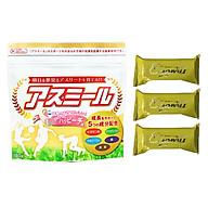 Sữa Tăng Trưởng Chiều Cao Vượt Trội Asumiru Nhật Bản 180g - Vị Đào ( cho bé 3-16 tuổi ) Tặng 03 bánh quế cuộn hiệu Kapad thumbnail