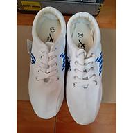 Giày vải XP đá bóng đinh trắng thumbnail