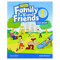 Family and Friends Level 1 Class Book thumbnail