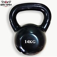 Tạ Bình Vôi Bọc Cao Su 14kg Cao Cấp Tập Tại Nhà Và Phòng Gym Đại Nam Sport thumbnail
